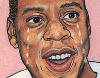 SMILE / Jay-Z / for Musikexpress