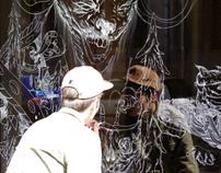 - BlackRainbow x MMav - ( Wall Painting Video)