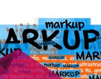 Fonts: Markup