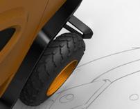 Quadriciclo Pulverizador - Jacto S/A
