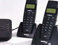 Telefone sem Fio - Intelbrás S/A