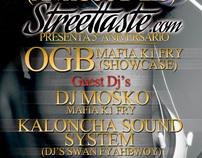 Design Streettaste Party