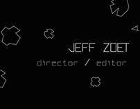 Jeff Zoet - Demo Reel