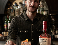 Maker's Mark - Old Fashioned
