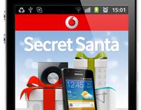 Vodafone Xmas Mobile Campaign