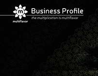 Business Profile - Multiflavor