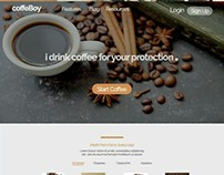 coffeBoy Project