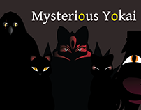 MUKASHI MUKASHI - Mysterious Yokai animated gif