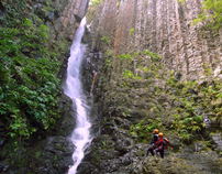 Canyoning Flores 2011