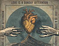 El amor es una tarde de domingo.
