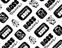 Boss Tacos Identity
