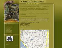 Cameleon Military website