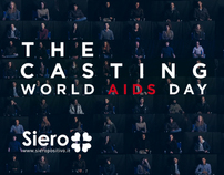 The Casting World Aids Day