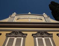 Restauração Villa Mimosa / Casa de Artes