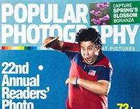 Cover of Popular Photography