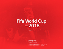 2018 World Cup Rebrand - Group A