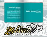 Tarifa Sensual Beats - 24beats Recordings