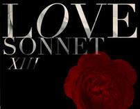 LOVE SONNET XII