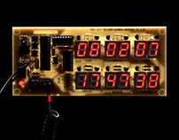 CO2 Countdown Clock