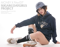 Filter017 X MONEY 「Sugarcoatgirls Project」