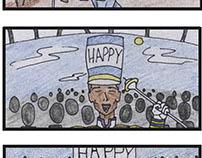 Storyboard: Pharrell - Happy