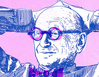 Wally Olins - Portrait