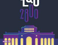 Yerevan City Posters