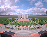 3D National Parliament VIsualization