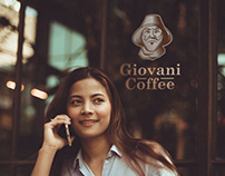 Giovani Coffee - Branding & website