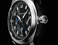DAVID YURMAN SHELBY WATCH