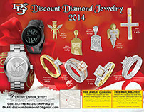 Diamond jewelry flyer 4