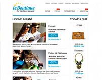 LeBoutique Newsletter