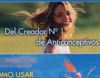 Pharmaceutical web site - Hispanic Market -Design