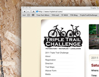 Tree Fort Bikes - Triple Trail Challenge Website