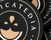 Delicatedia - Logo Design