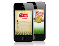 Frito Lay iPhone App