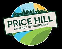 Price Hill Alliance of Businesses - Logo, Branding