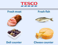 Tesco.com Counters
