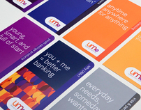UMe CREDIT UNION, Strategy, Naming & Brand Identity