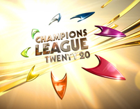 Champions League T20 '11- Image spots & on-air branding