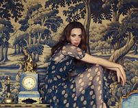 Rebecca Hall for Vanity Fair