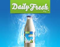 Daily Fresh (AJAJ) dairy milk products