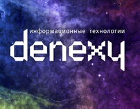 Denexy IT Company logo