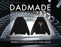 Product photography by Tròn House BRAND: DADMADE