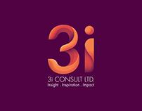 3i Consult Branding