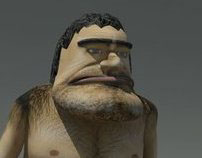 Caveman 3D