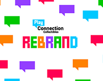 Play Connection Collectibles - Branding