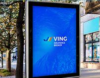 VING Insurance Branding