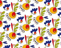 Design de Estampas - VÁRIAS (com variações de cores)