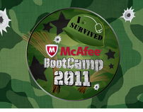 McAfee BootCamp 2010